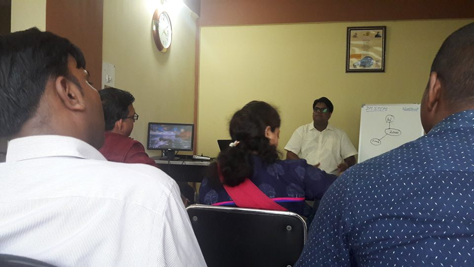 Digital Marketing Session in Dhanbad Ashish Aggarwal