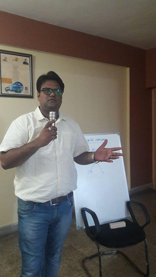 digital marketing class in Dhanbad