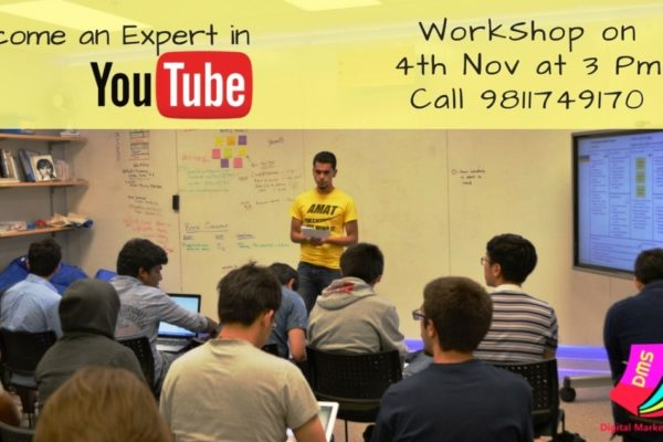 YouTube Marketing Course in Delhi