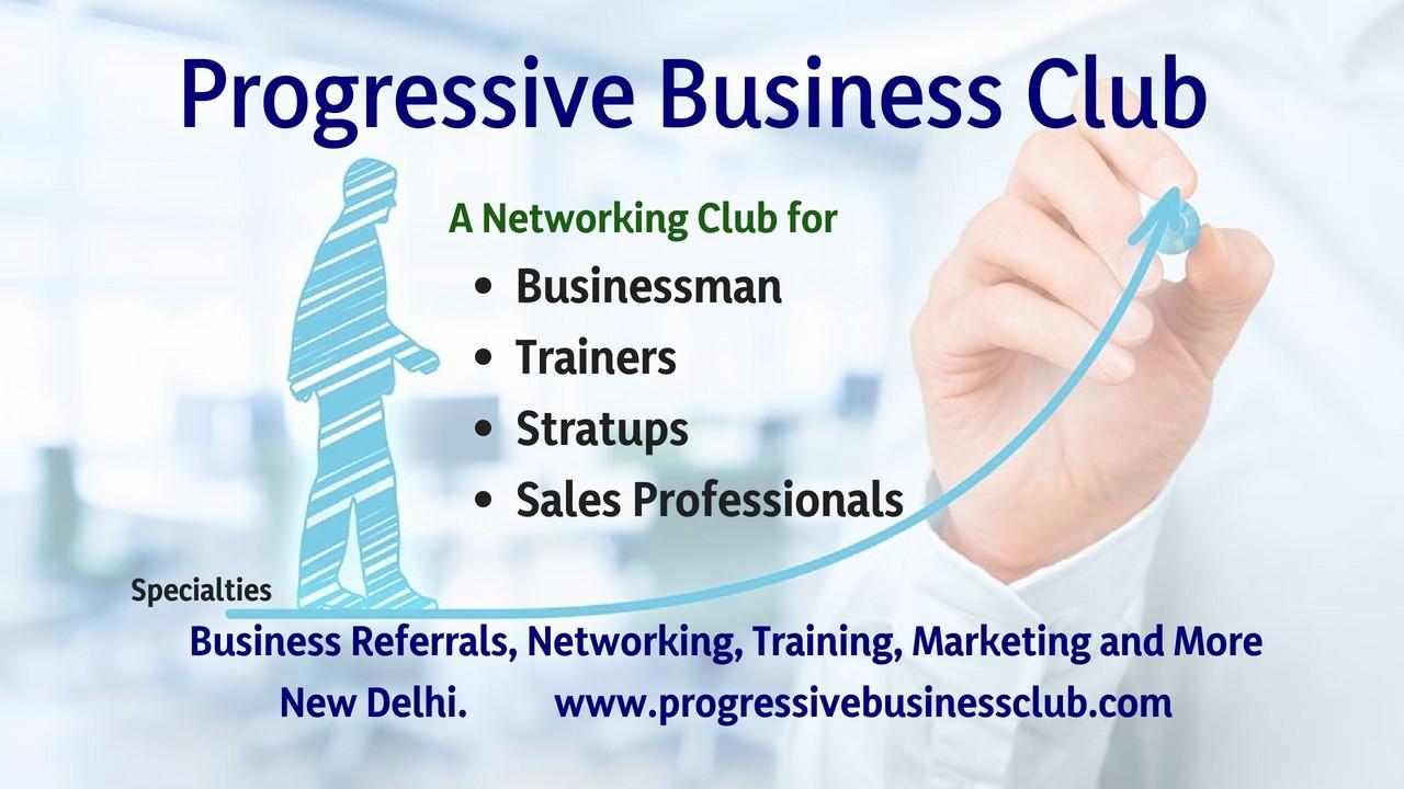 Progressive Business Club