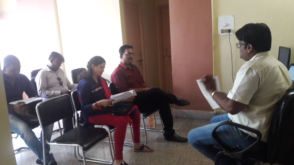 Digital Marketing Class in Dhanbad with Ashish Aggarwal