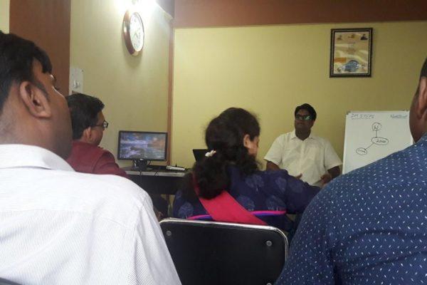 Digital Marketing Session in Dhanbad Ashish Aggarwal
